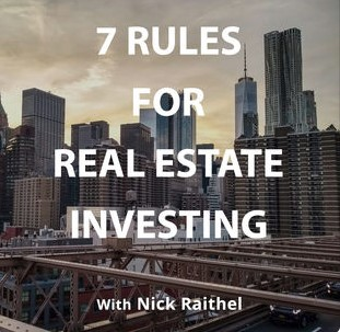 7 Rules For Real Estate Investing podcast show