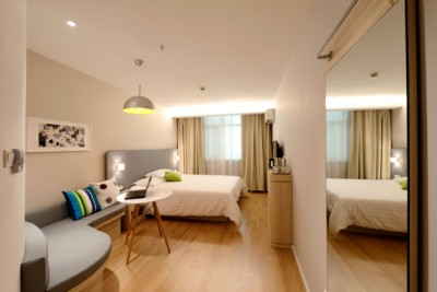 Smaller apartments