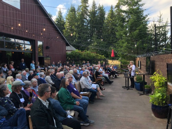 2019-06-22 Whidbey Camano Land Trust Conservation Partner event